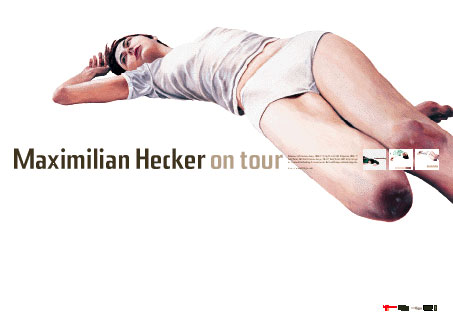 Maximilian Hecker – Tour 2001