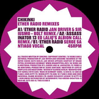 Ether Radio Remixes