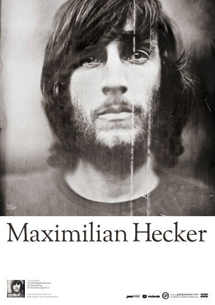 Maximilian Hecker – Tour 2010