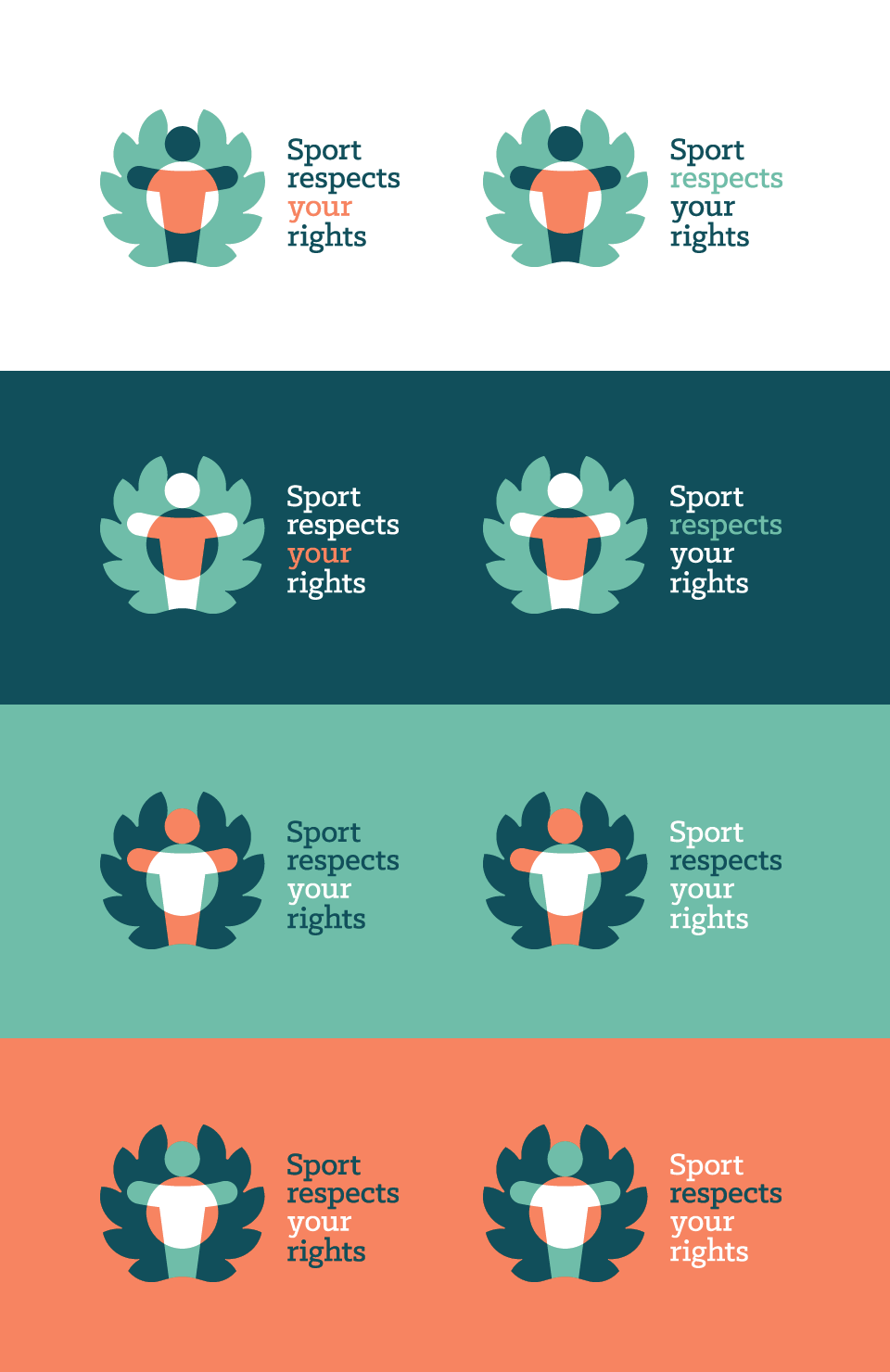 Sport respects your rights